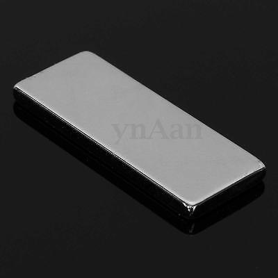 10Pcs Super Strong Big Block Fridge Magnet 50x20x4mm Rare Earth Neodymium N50