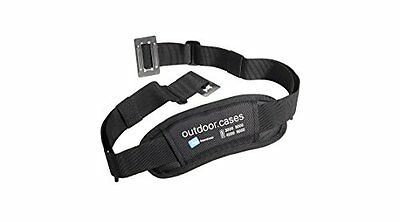B&W Carrying Strap For Type 3000 To 6000 Outdoor Cases Weather Resistant Sturdy