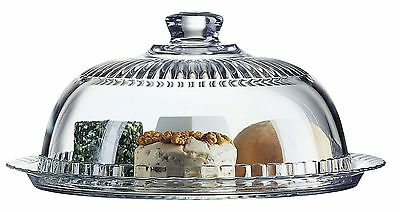 Luminarc Cheese and Cake Dome Glass 27 cm