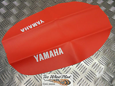 Yamaha PW 50 Red Seat Cover NEW YSC-13