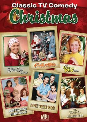 Classic Tv Comedy Christmas Collection New Dvd