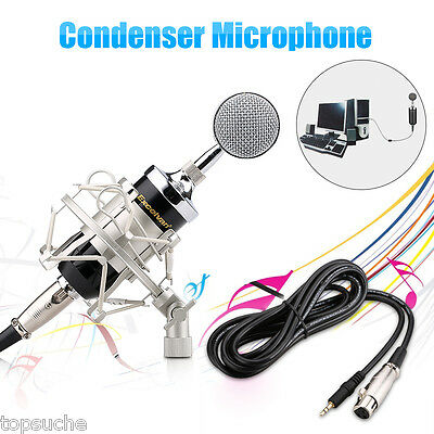 Boya Pro Video Condenser Microphone Shotgun Mic for DSLR Cameras Camcorder DV US