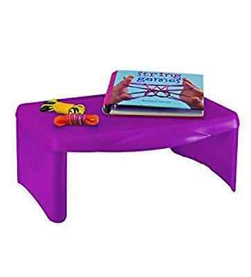 Collapsible Folding Lap Desk, in Pink