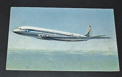 Cpa 1959-1964 Aviation Avion De Havilland Comet Air France