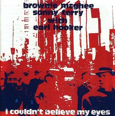 Brownie McGhee - I Couldn't Believe My Eyes [New CD] England - Import