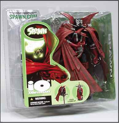 Image Comics 10th Anniversary McFarlane Toys SPAWN (Action Figure )