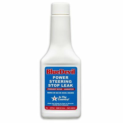 BlueDevil  Power Steering Stop Leak - 8 Ounce (00232)