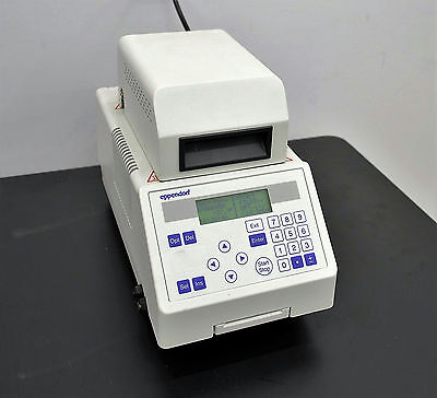 Eppendorf Personal Mastercycler 5332F PCR Microplate Thermalcycler 5332-F