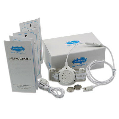 MoDo-king MA-108 enuresis alarm best bedwetting alarm adults incontinence aids