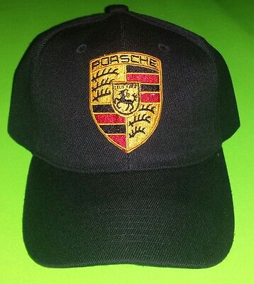 PORSCHE UNAUTHORIZED adjustable  car and truck hats multiple colors PORCSHE