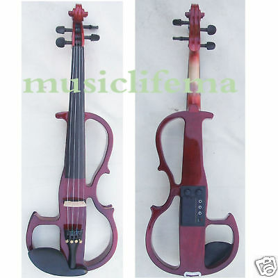 16' electric viola  walnut body hand carved fine tone #2