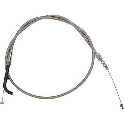 Barnett - 102-85-40014-06 - Stainless Clear-Coated Idle Cable (+6in.)