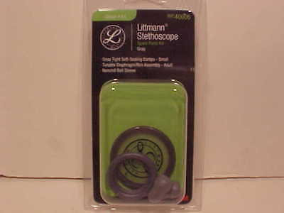 3m Littmann Replacement Kit Diaphragm and Rims Eartips Classic II SE 40006 Gray
