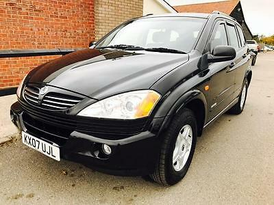 2007 Ssangyong Kyron 2.0 TD S 5dr