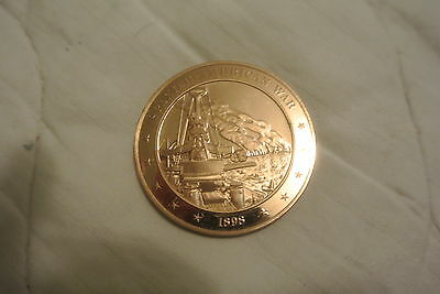 100TH Anniversary Spanish-American War COMMEMORATIVE COIN