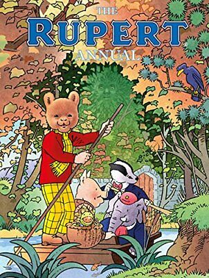 The Rupert Annual 2017 (Egmont Annuals) by Egmont UK Ltd Book The Cheap Fast