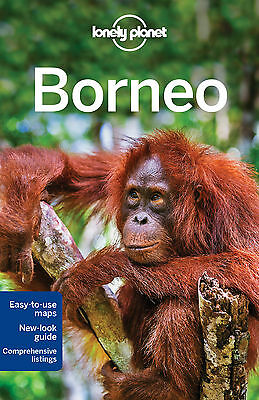 Lonely Planet Borneo (Travel Guide) - BRAND NEW 9781743213940