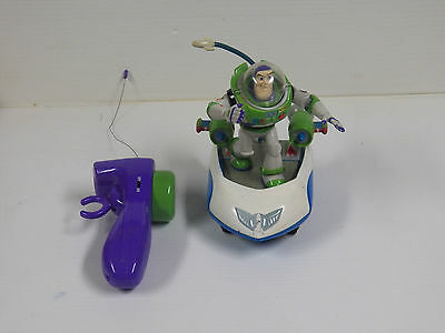 Disney Pixar Toy Story Remote Control Scooter & Buzz lightyear