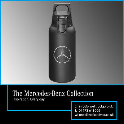 The Mercedes-Benz Collection: Genuine Stainless Steel Sigg Thermo Mug 0.3L