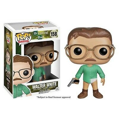 Breaking Bad Walter White 158 Funko Pop! Licensed Vinyl Figure