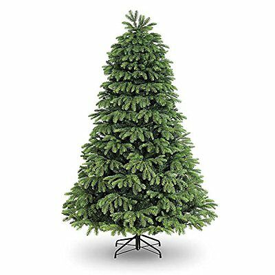New 7ft Phoenix PE Pine Artificial Christmas Tree Stunning Tree 2485 tips