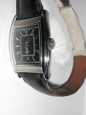 Bedat & Co. 7  Automatic Men's Swiss Watch  708. #0152