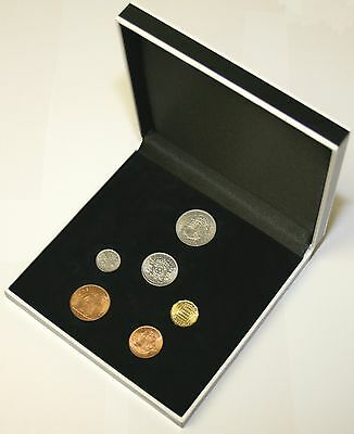 1967 Complete British Coin Set in a Specially Designed Quality Presentation Case
