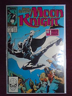 Marc Spector Moon Knight (1989) #1 - 8.5 VF+ - 1989
