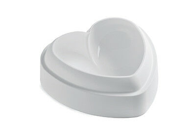 Amore Heart Baking and Dessert Silicone Mould by Silikomart