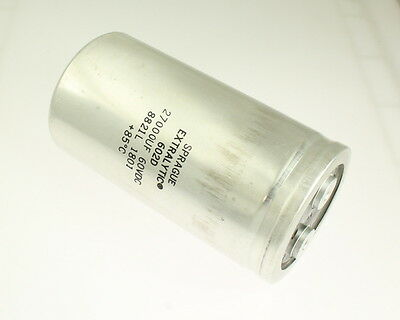 CAPACITANCE TECH 27000uF 10V Large Can Electrolytic Capacitor FA6273G0100DB1H