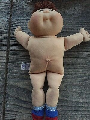 Cabbage Patch Kid Doll  Tru Dolls   Naked Girl Baby 2001