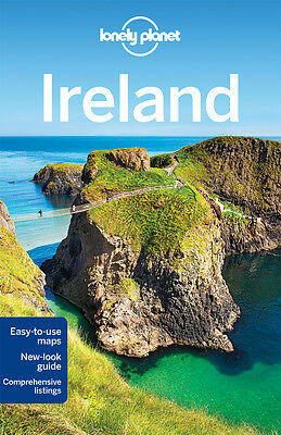Lonely Planet IRELAND 12 Travel Guide BRAND NEW 9781743216866
