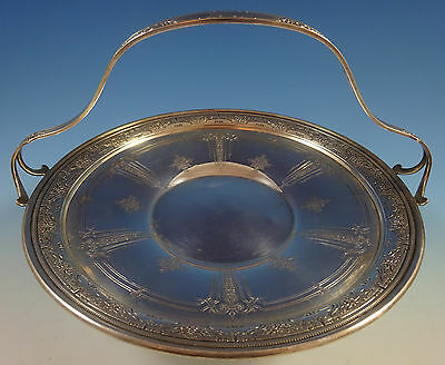 Seville by Towle Sterling Silver Dessert Plate with Handle #95211 (#1315)