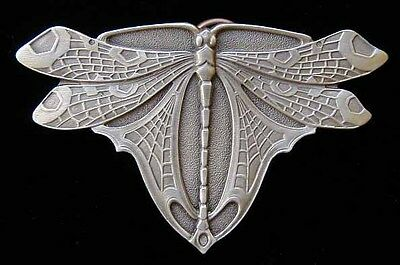 Dragonfly Belt Buckle Very Unusual New Buckles