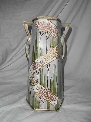 Royal Nippon hand painted large vase 201/1841
