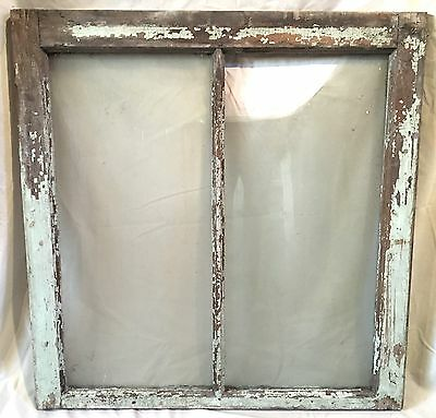 Old Farmhouse Wood Window Early 1900s Architectural Salvage