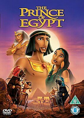 The Prince Of Egypt [DVD] [1998] - DVD  L2VG The Cheap Fast Free Post