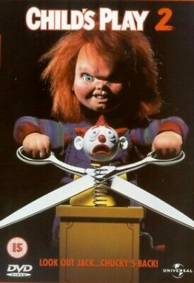CHILD'S PLAY 2 (DVD) [1991] - DVD  MXVG The Cheap Fast Free Post