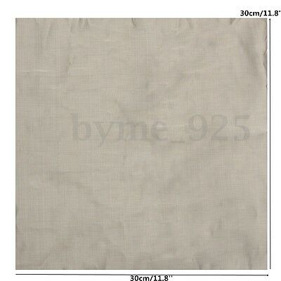 316 Stainless Steel 300 Mesh Cloth Filtration Screening Woven Wire 12''*12''