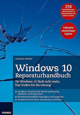 Windows 10 Reparaturhandbuch Christian Immler