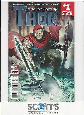 Unworthy Thor  #1  New  (Bagged & Boarded) Freepost