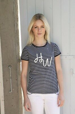 Horseware Ireland Ladies Eva Pinstripe T-Shirt