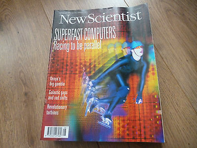 New Scientist Magazine*no.2018*february 24 1996*superfast Computers*science