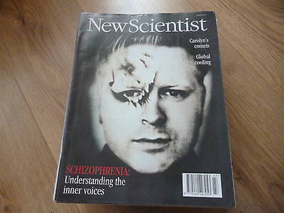 New Scientist Magazine*no.1933*july 9 1994*schizophrenia*global Cooling*science