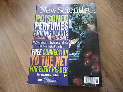 New Scientist Magazine*no.2046*september 7 1996*science*technology