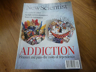 New Scientist Magazine*no.1945*october 1 1994*addiction*what Makes An Addict?