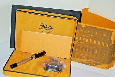 Delta Colossevm Demonstrator  Fountain Pen New Limited Edition 193/1926