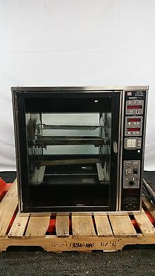 Henny Penny SCR-6 Electric Countrtop Rotisserie