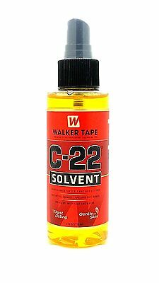 Walker Tape C-22 Solvent Spray for Lace Wigs & Toupees 118 ml/4oz