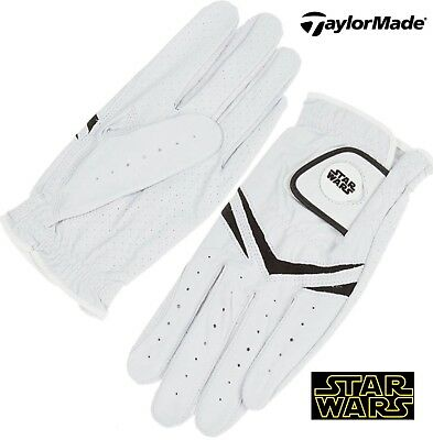 TaylorMade Star Wars Golf Glove Limited Edition Full Carbretta Leather & Marker